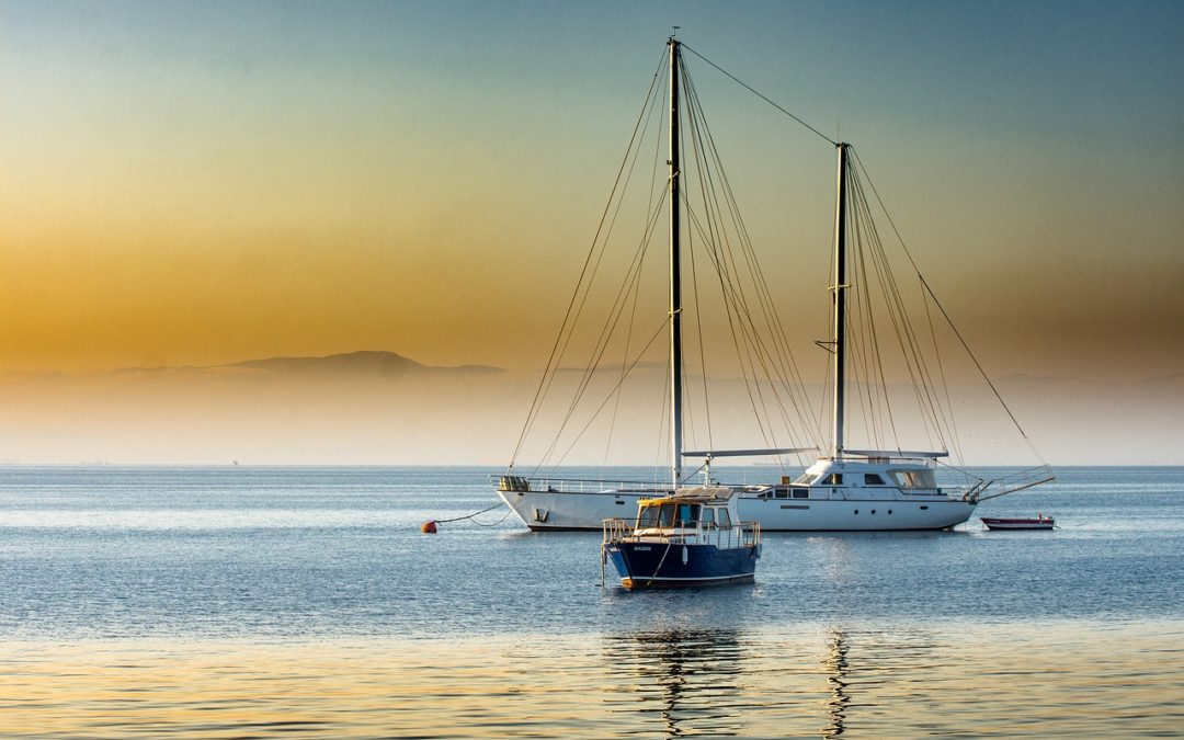 Sailing for two weeks